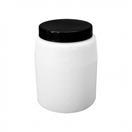 700ml Container With Lid For multiSPRAY and volumeSPRAY
