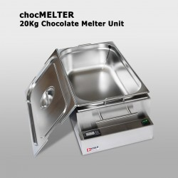 chocMELTER 20kg - Chocolate Melter / Tempering Unit