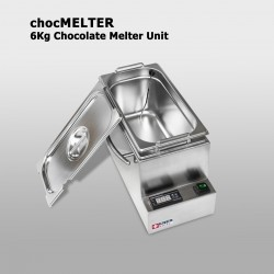 chocMELTER 6kg - Chocolate Melter / Tempering Unit